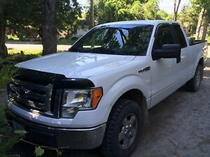 2011 F-150 XLT 4x4 extended cab