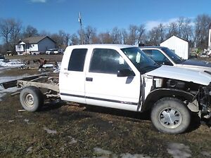 1996 Chevy truck parts