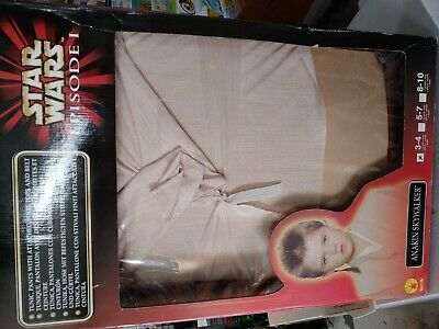 Star Wars Anakin Skywalker Child 3 - 4 Costume Episode One New - Anakin Skywalker Kids Costume