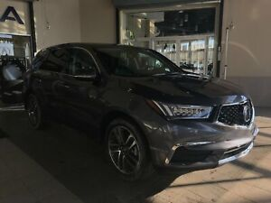 2018 Acura MDX Navigation, All Wheel Drive, 3rd Row Seating, Rem