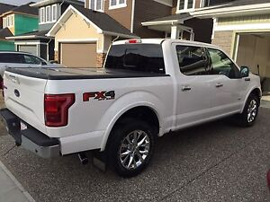 2015 FORD F150 LARIAT CLEAN LOW KM FULLY LOADED