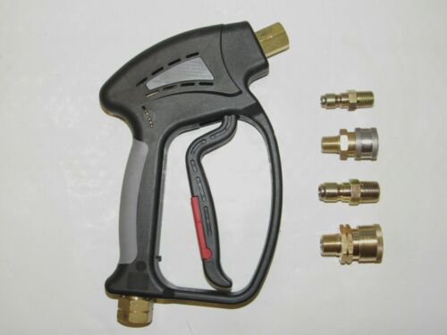 GENERAL PUMP DG5010 Spray Gun 5000 PSI / 10 GPM with Quick Connects