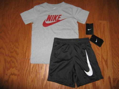 Nike 2-Pc T-shirt & Shorts Set Boys 4T NWT