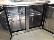 Skope stainless 2 door under counter freezer Cronulla Sutherland Area Preview