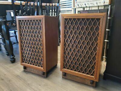 Custom Made Walnut Speaker Stands for Pioneer CS 99 CS99A Speakers Custom Made Walnut