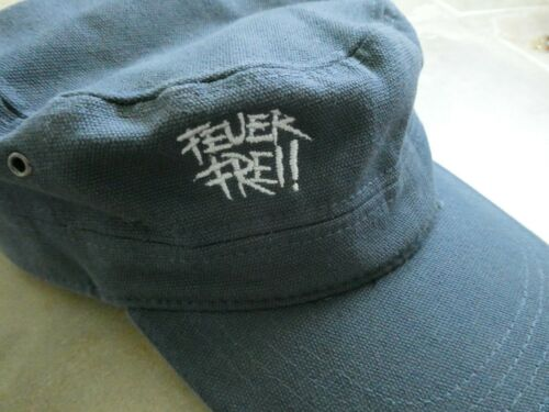 Authentic Rammstein Hat Cap Concert Official Merch Embroidered FREE SHIPPING!