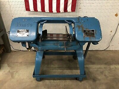 Famco 612 Horizontal Cut Off Saw Band Saw