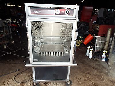 Wittco Heated Holding Cabinet With Mobile Stand.