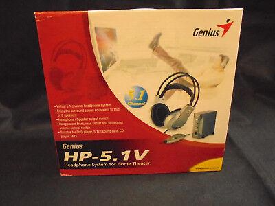 Kopfhörersystem Genius 5.1 V Heimkino