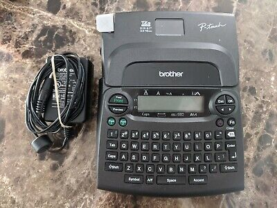 Brother Pt-1890 P-touch Label Maker With Brother Power Supply