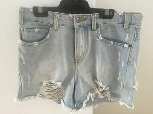 """""""Zulu&Zephyr"""" brand Denim shorts Tamborine Ipswich South Preview"""