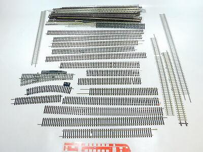 BX465-2# 42x Roco H0/DC Gleis/Gleisstück: 4562 + 42406 + 4400/4401 etc, 2. Wahl online kaufen