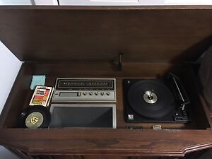 1970's Record Player