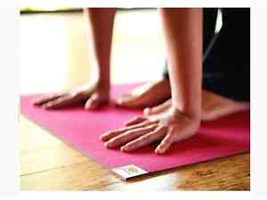 Best Mat,Gaiam Sol Power Yoga Mat (4mm), natural rubber rrp $210 Waterloo Inner Sydney Preview