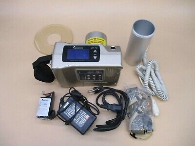 Genoray Zen-px2 Dental Handheld X-ray Intra Oral Portable Unit Extra Battery