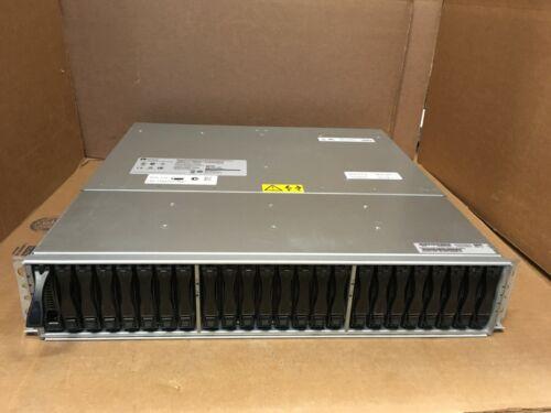 NetApp Class 5350 Model 0834 24-Bay SFF Storage Array w/ 9x 600GB HDD SAS