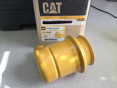 Genuine Oem Caterpillar Cat Breather Assembly 4n-4668 Nos New Old Stock Original