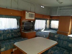 2004 Jayco poptop caravan Riverton Canning Area Preview