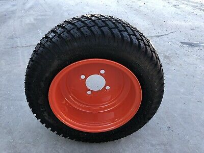 Grass Master 18x8.50-10 Turf Tire For Kubota Bx2380 Bx2680 Bx2370-1 Bx2670-1