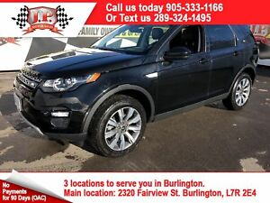 2016 Land Rover Discovery Sport HSE, Leather, Panoramic Sunroof,