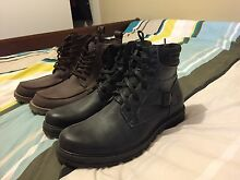 UNcut casual boots for sale! Size 12 Altona North Hobsons Bay Area Preview