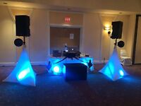 Disc Jockey for Weddings, corporate and dance events