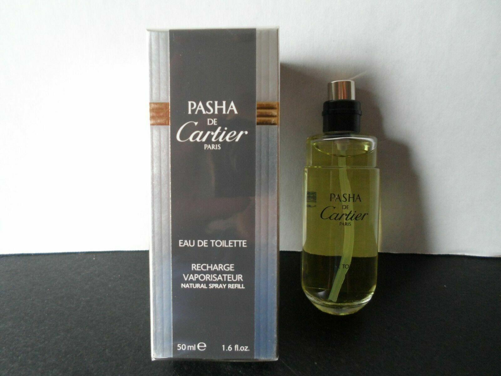 OzVintage Refill Spray Cartier Edt 1 Pasha De 6 Ifg7Y6yvb