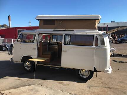 1973 Bay window Kombi camper Fyshwick South Canberra Preview