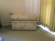 Ottoman seat/footrest Coorparoo Brisbane South East Preview