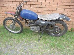 XL250 Motorsport project, classic collector. *****1974 approx Shailer Park Logan Area Preview