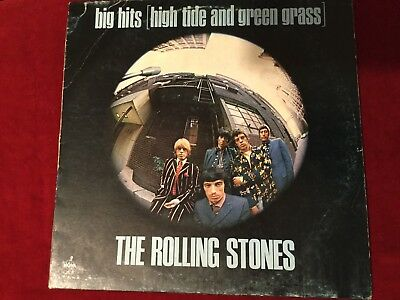 Rolling Stones Big Hits LP Vinyl 1. Press von 1966