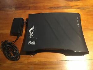 Bell / Sagemcom F@ST 2864 ADSL Modem / Wireless Router