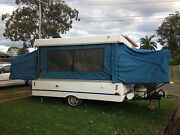 Coleman Camper Trailer Wellington Point Redland Area Preview