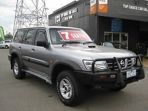 2004 Nissan Patrol Wagon Auto Turbo Diesel Fawkner Moreland Area Preview
