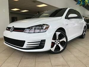 2015 Volkswagen GTI Autobahn Cuir Toit.Pano Mags.18''