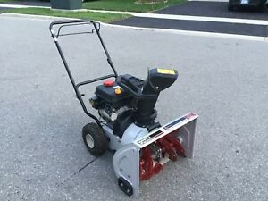 Self propelled snowblower 5 HP x 22 inches auger