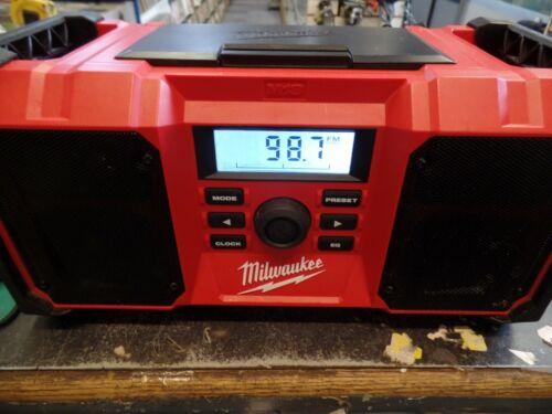 Milwaukee 2890-20 M18 Jobsite Radio No Battery