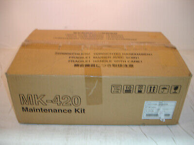 Kyocera Km-2550 300k Maintenance Kit Mk-420 Inc 1702ft7us0 Drumfuserdeveloper