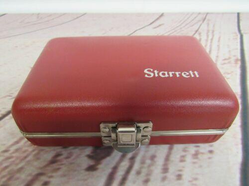 Starrett 706BZ Inspection Blocks 1x2x3
