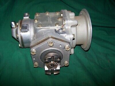 Midwest Gear Right Angle Bfv 600hp Gear Box Pn 12358981