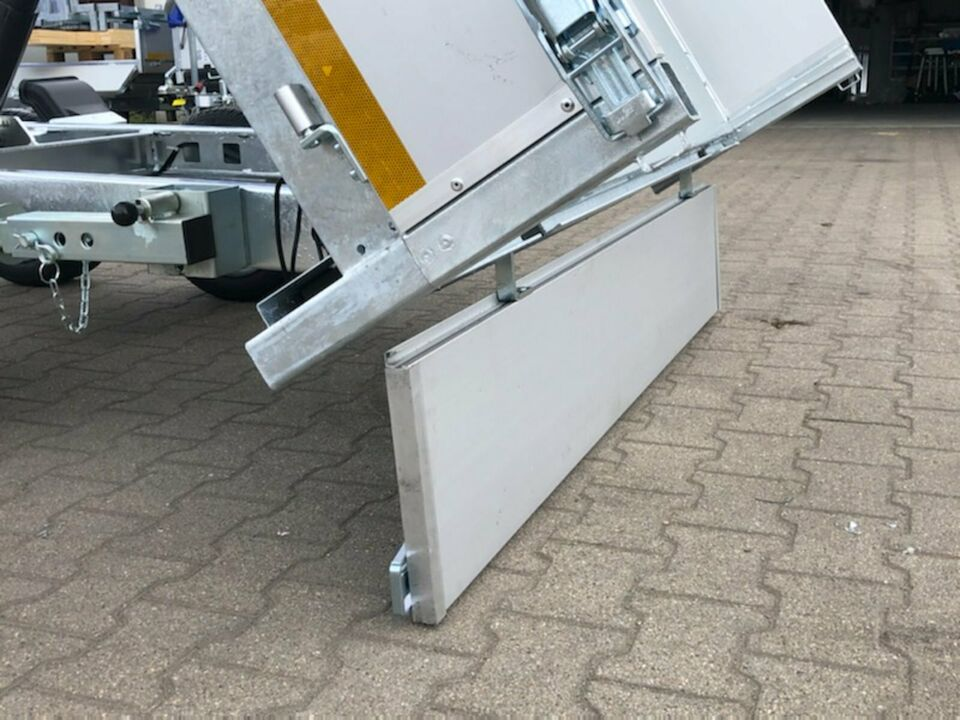⭐️ Anhänger Eduard Kipper 3000 kg 311x160x30 cm Rampen NEU 63 in Schöneiche bei Berlin