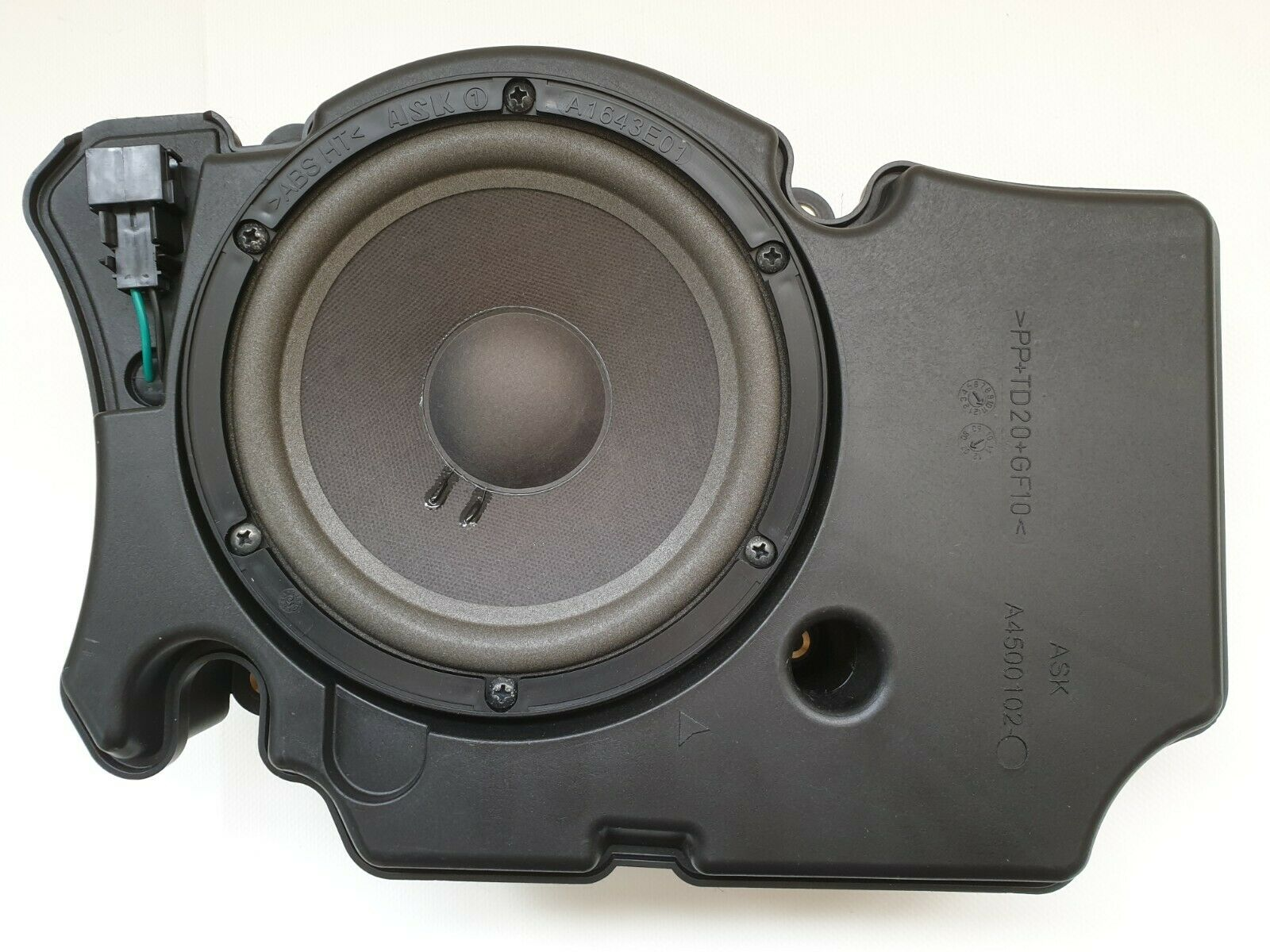 Audi Q7 4L B&o Bang & Olufsen Box Woofer Front Right 4L0035416