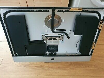 "Aluminum rear case bezel  stand  and cable 2639 for Apple iMac 27"" 1419 slim"