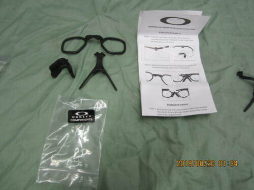 5  Oakley URx Prescription Insert M-Frame