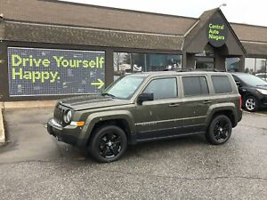 2015 Jeep Patriot North/ REMOTE START / BLUETOOTH / HEATED SEATS