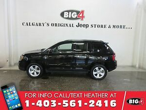 2016 Jeep Compass High Altitude | Leather | Sunroof | Bluetooth