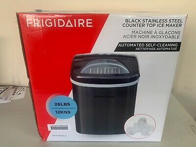 Ice Maker Machine for Countertop, Portable Ice Cube Makers, Make 26 lbs/ 24h