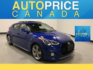 2014 Hyundai Veloster NAVIGATION|PANOROOF|LEATHER