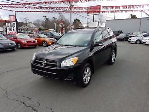 2012 Toyota RAV4 4WD w/ Sunroof, New Tires, Cruise, Alloys