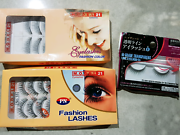 New Gorgeous False Lashes - 18 pairs!! Keysborough Greater Dandenong Preview